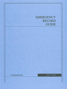 Emergency Record Guide image